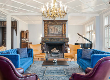 The Spencer Parlor